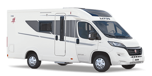 Le Modele C56 Est Un Camping Car Profile Rapido De La Serie C